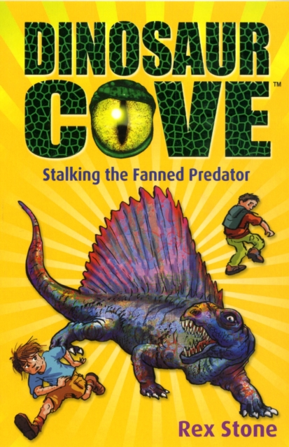 Stalking the Fanned Predator: Dinosaur Cove 19 stalking the green fairy page 2