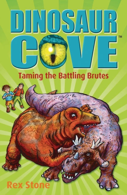 Taming the Battling Brutes: Dinosaur Cove 22 (New ed.) the taming of the shrew
