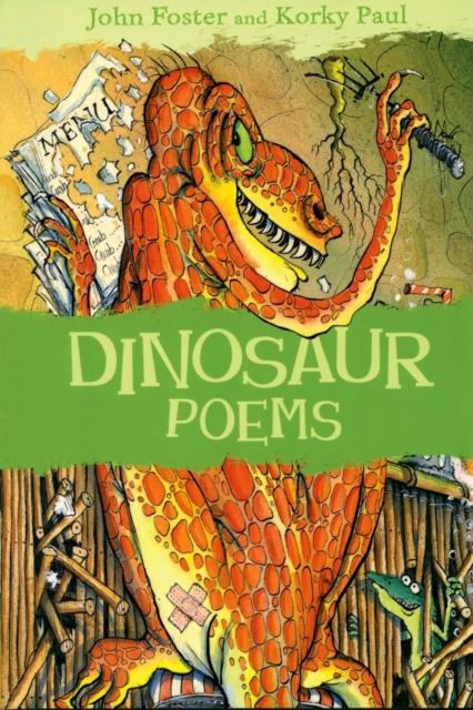 Dinosaur Poems (2004 Ed.) игрушка good dinosaur 62006