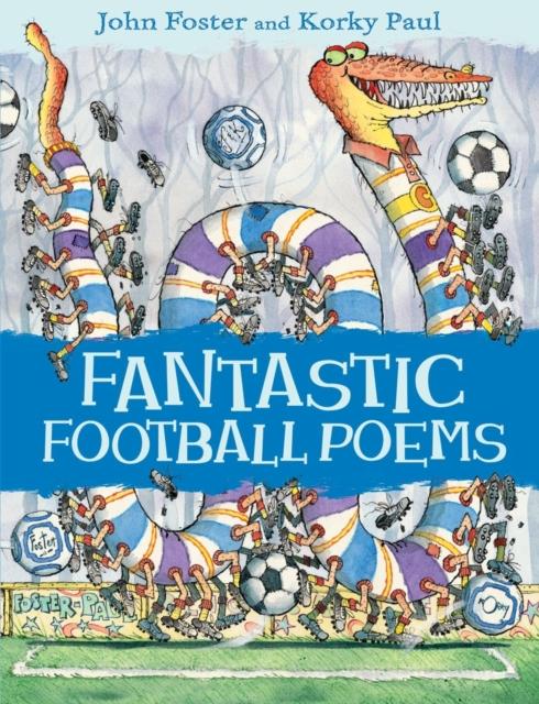 Fantastic Football Poems (Reissue) football skills