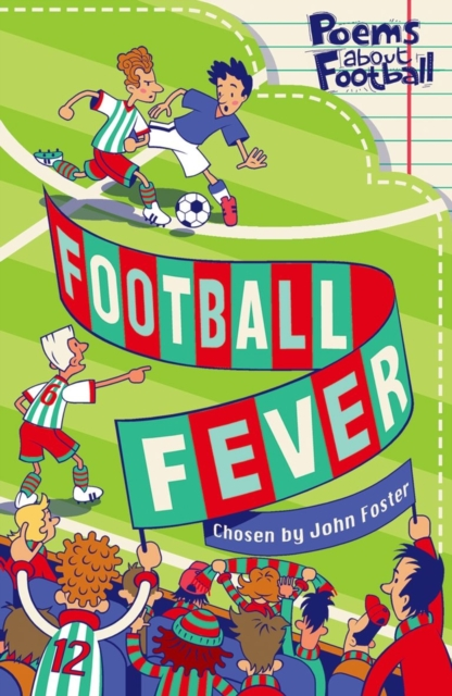 Football Fever Paperback (Reissue) the courage to create reissue