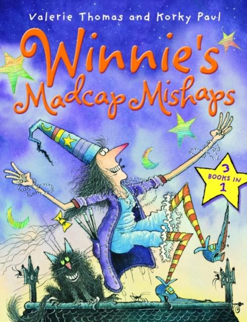 Winnie's Madcap Mishaps winnie flies again