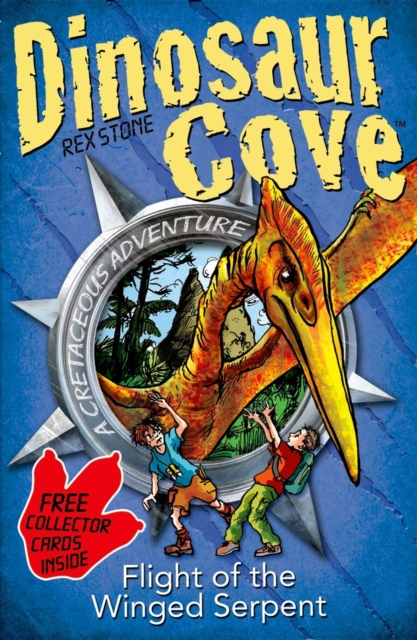 Dinosaur Cove Cretaceous 4: Flight of the Winged Serpent the flight of icarus