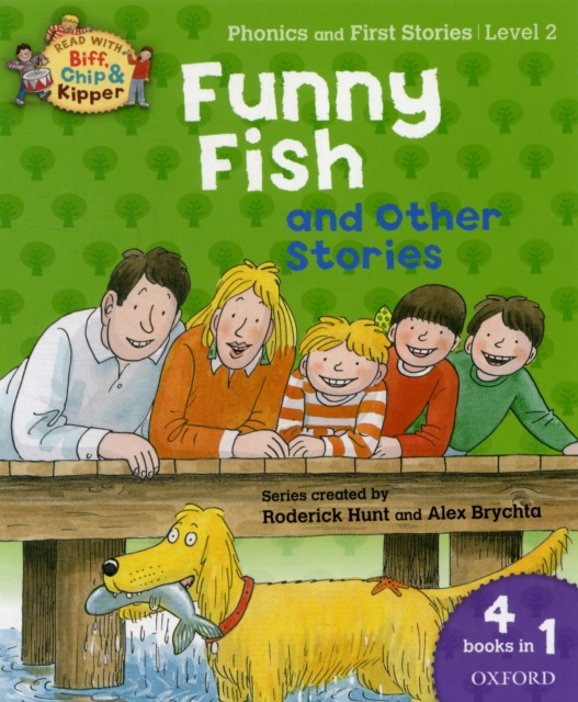 Oxford Reading Tree Read With Biff, Chip, and Kipper: Funny Fish and Other Stories 860 960mhz abs rfid uhf anti metal tag with alien h3 chip read range 0 8m for warehouse management