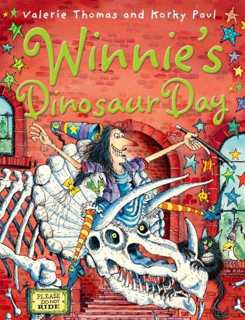 Купить Winnie's Dinosaur Day (New ed.),