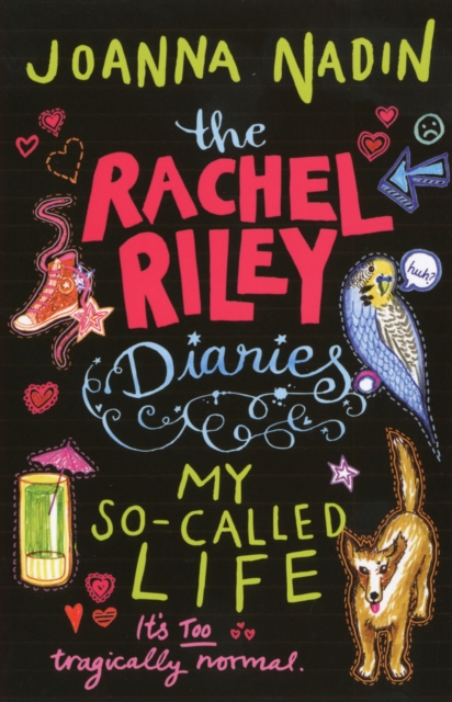 My So-Called Life (Rachel Riley Diaries 1) (Reissue) lucky goes to school