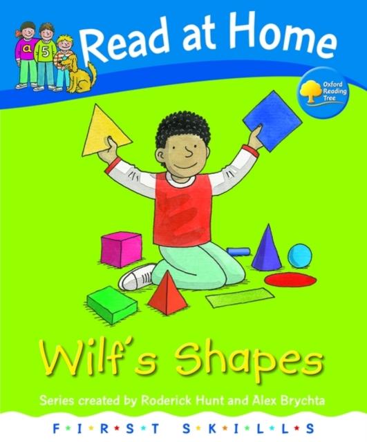 Read at Home: Wilf's Shapes shapes at play