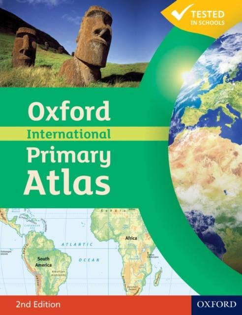Oxford International Primary Atlas (2nd Edition) collins student world atlas cd