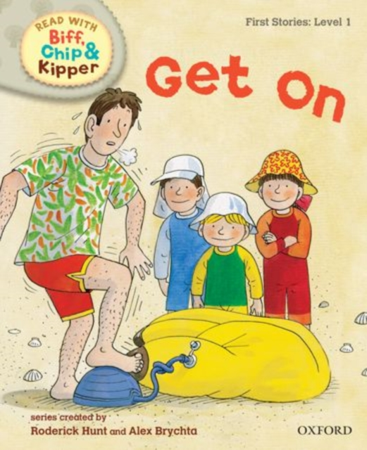 Oxford Reading Tree Read With Biff, Chip, and Kipper: First Stories: Get On oxford reading tree read with biff chip and kipper first stories mountain rescue
