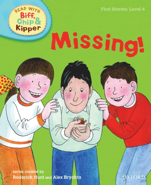 Oxford Reading Tree Read With Biff, Chip, and Kipper: First Stories: Missing! 860 960mhz abs rfid uhf anti metal tag with alien h3 chip read range 0 8m for warehouse management
