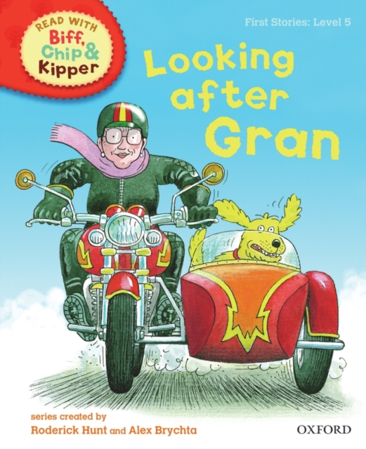 Oxford Reading Tree Read With Biff, Chip, and Kipper: First Stories: Looking After Gran oxford reading tree read with biff chip and kipper first stories mountain rescue