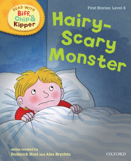 Oxford Reading Tree Read With Biff, Chip, and Kipper: First Stories: Hairy-Scary Monster самосвал big power worker kipper 56836