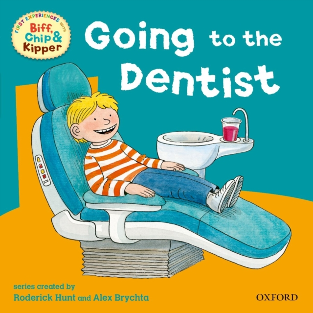 Фото - Oxford Reading Tree: Read With Biff, Chip & Kipper First Experiences Going to Dentist () oxford reading tree songbirds alphabet games flashcards