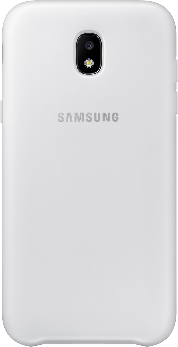 Samsung Dual Layer Cover чехол для Galaxy J5 (2017), White