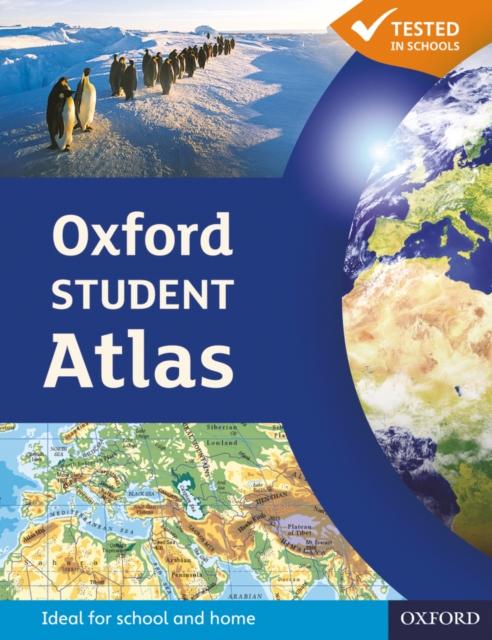 Oxford Student Atlas 2012 (4th ed.)