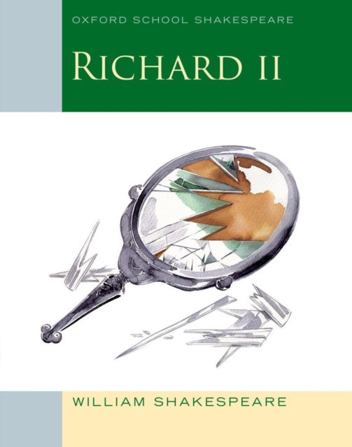 Richard II: Oxford School Shakespeare (2011 ed.) shakespeare w the merchant of venice книга для чтения