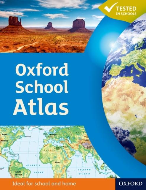 Oxford School Atlas (3rd ed.)
