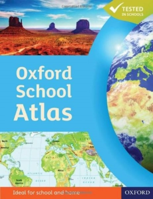 Oxford School Atlas 2012 (3rd ed.)