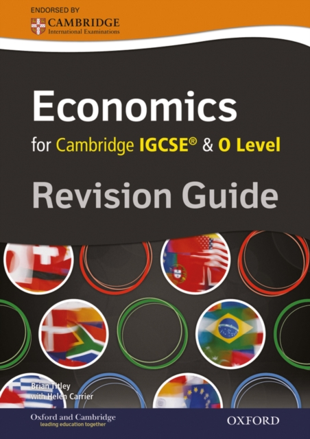 Economics for Cambridge IGCSERG and O Level Revision Guide jerald pinto e economics for investment decision makers workbook micro macro and international economics