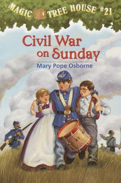 Magic Tree House #21: Civil War on Sunday uncanny avengers unity volume 3 civil war ii