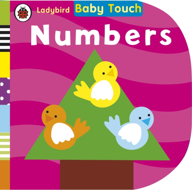Numbers (board book) Ned