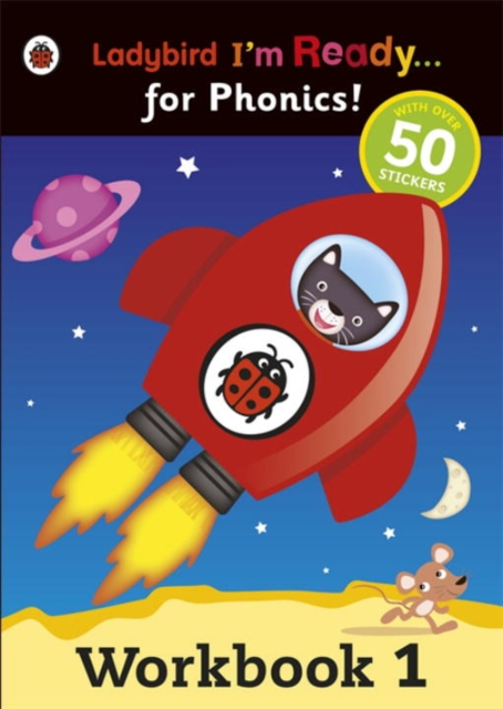 I'm Ready for Phonics - Workbook 1 ladybird i m ready for phonics say the sounds