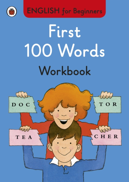 цена на English for Beginners: First 100 Words - workbook
