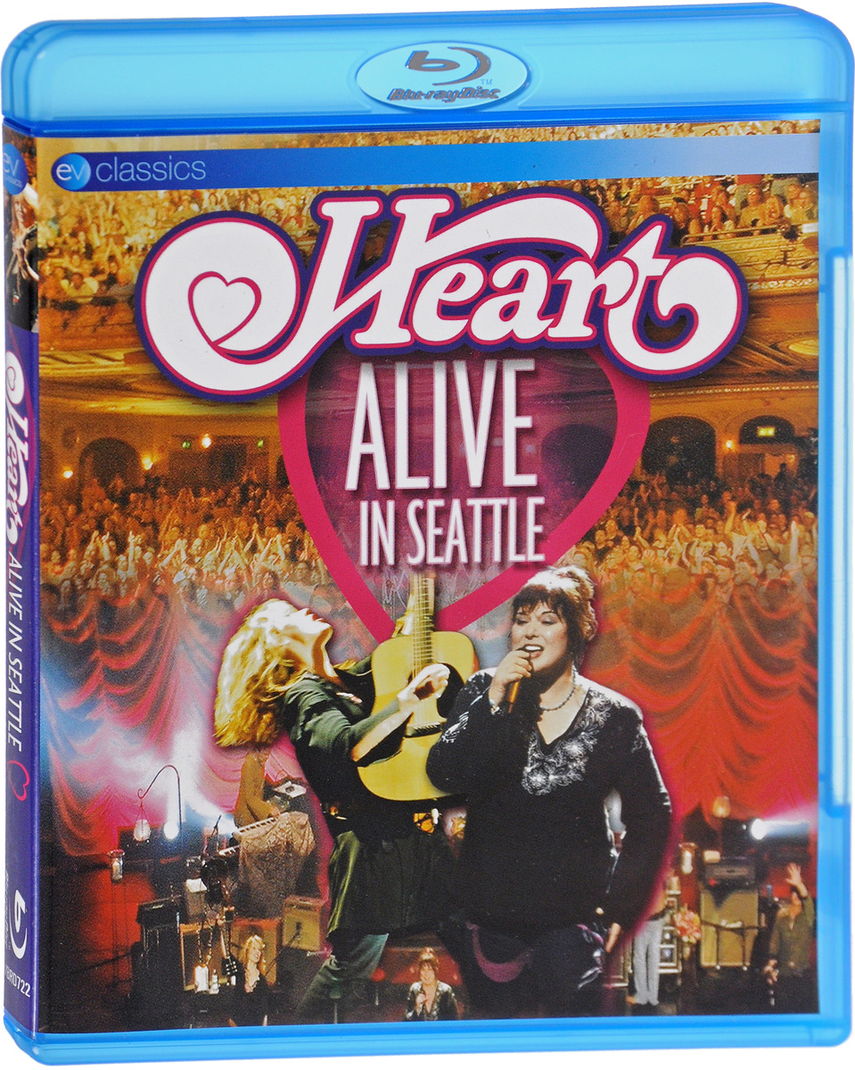 Heart: Alive In Seattle (Blu-ray)