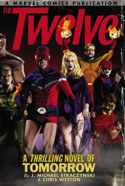 The Twelve - Volume 1 batgirl volume 1 the darkest reflection