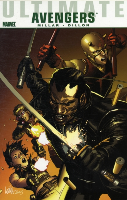 Ultimate Comics Avengers ultimate comics new ultimates thor reborn