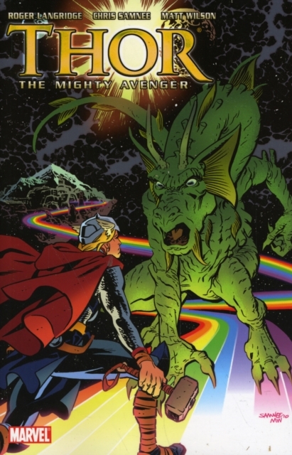 Thor The Mighty Avenger - Volume 2 thor god of thunder volume 4
