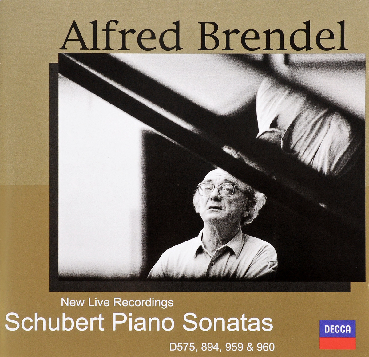 Альфред Брендель Alfred Brendel. Schubert: Piano Sonatas Nos. 9, 18, 20, & 21 (2 CD) piano sonatas cd