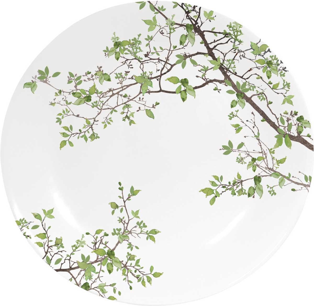 Тарелка десертная Easy Life Натура, диаметр 19 смEL-R1083/NTRAДесертная тарелка Easy Life Натура изготовлена из высококачественного фарфора и имеет изысканный внешний вид.Такая тарелка прекрасно подходит как для торжественных случаев, так и для повседневногоиспользования.Идеальна для подачи десертов, пирожных, тортов и многого другого. Она прекрасно оформит стол и станет отличным дополнением к вашей коллекции кухонной посуды.