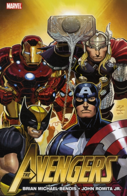 Avengers by Brian Michael Bendis Volume 1 bendis brian michael powers volume 14