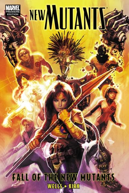 New Mutants abnett dan new mutants volume 6