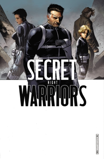 Secret Warriors - Volume 5 secret warriors the complete collection volume 1