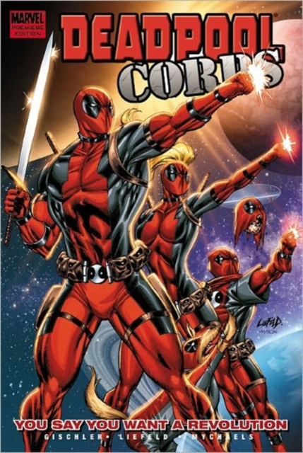 DeadPool Corpse Volume 2 deadpool classic volume 2