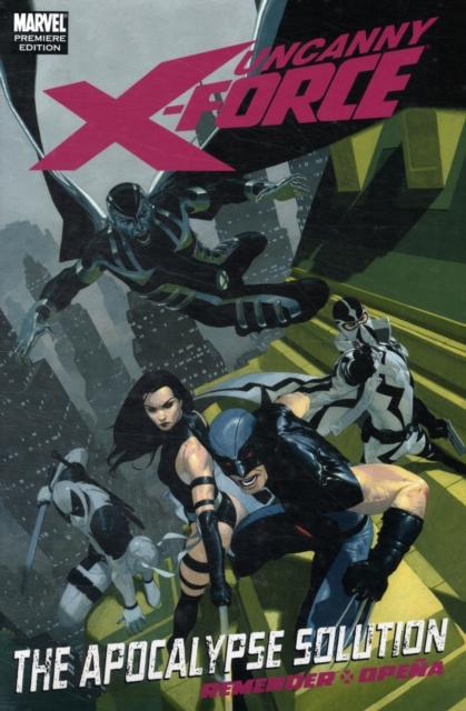 Uncanny X-Force uncanny stories