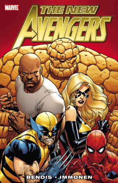 New Avengers by Brian Michael Bendis - Volume 1 new avengers by brian michael bendis the complete collection vol 5
