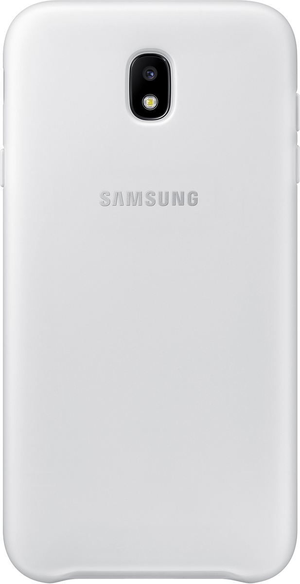 Samsung Dual Layer Cover чехол для Galaxy J7 (2017), White