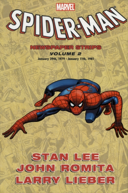 Spider-Man Newspaper Strips - Volume 2 каталог spider man