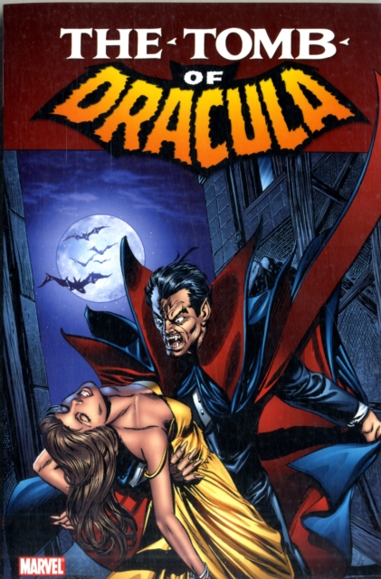 Tomb of Dracula - Volume 3 dracula s heir