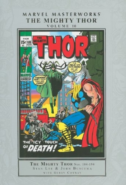 Marvel Masterworks - The Mighty Thor - Volume 10 thor god of thunder volume 4