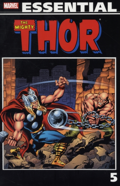 Essential Thor - Volume 5 thor god of thunder volume 4