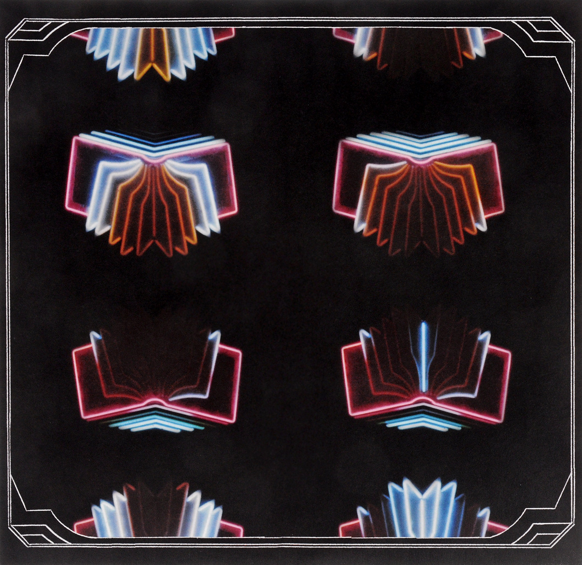 Arcade Fire Arcade Fire. Neon Bible (LP) pizza bible the