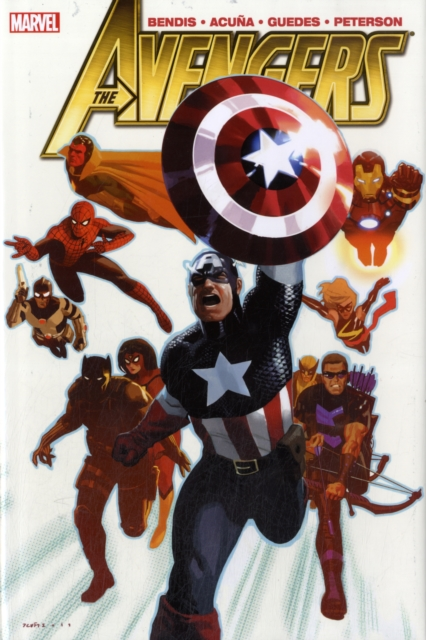 Avengers by Brian Michael Bendis - Volume 3 new avengers by brian michael bendis the complete collection vol 5