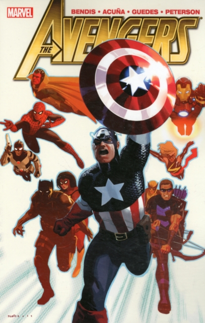 Avengers by Brian Michael Bendis - Volume 3 new avengers by brian michael bendis volume 4 avx
