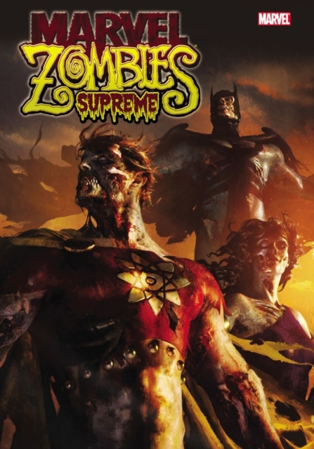Marvel Zombies Supreme the zombies колин бланстоун род аргент the zombies featuring colin blunstone