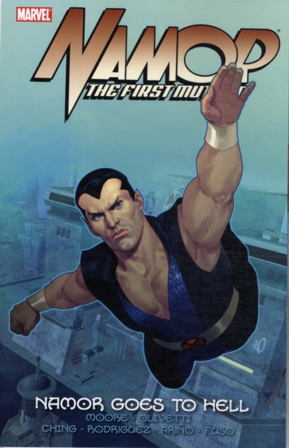 Namor: The First Mutant Volume 2 the goon library volume 2