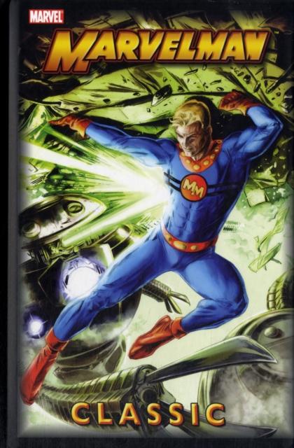 Marvelman Classic - Volume 2 social housing in glasgow volume 2